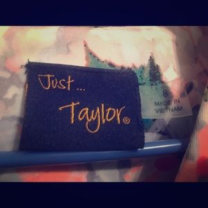 Just...Taylor
